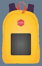 Cartable solaire