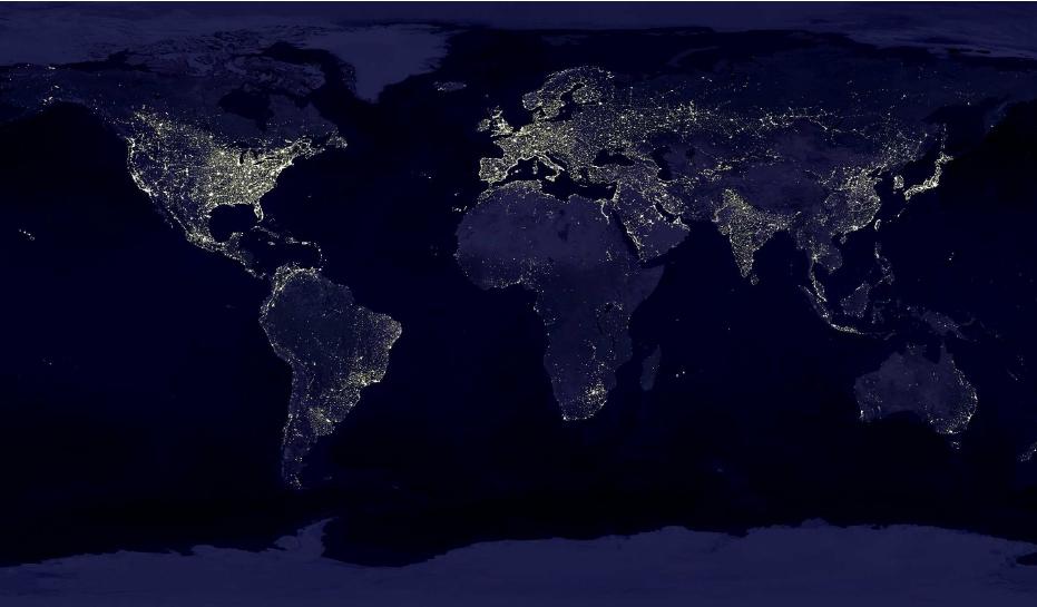 L'Afrique reste hélas dans l'ombre